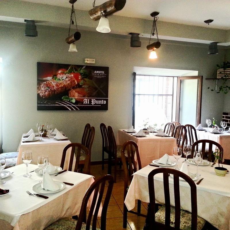 Menú Segoviano: Carta de Restaurante Al Punto