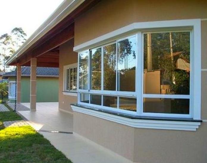 Grandes ventanales con el máximo aislamiento.