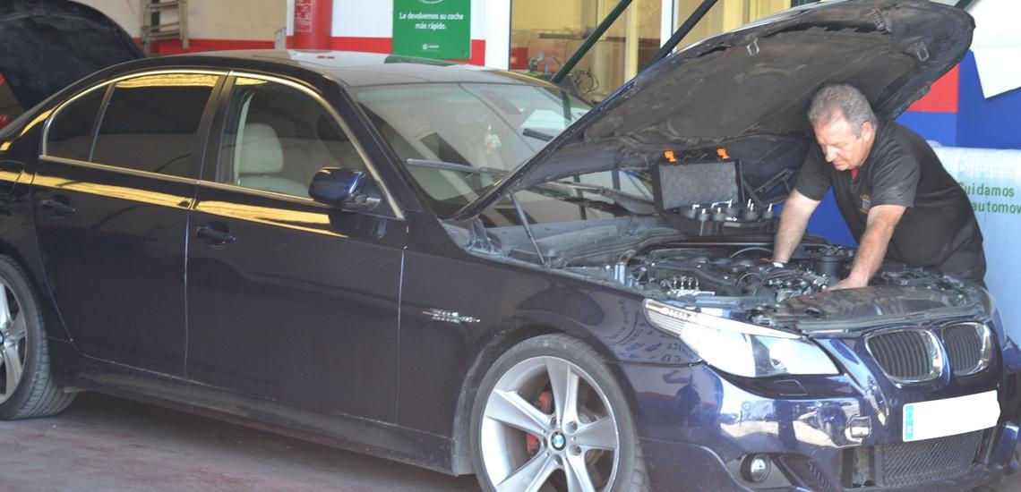 Reparación de inyectores y motores en Cádiz