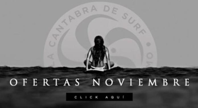 BULK  Newsletter Noviembre Escuela Cántabra de Surf Quiksilver Roxy. Playa de Somo. Cantabria. Spain