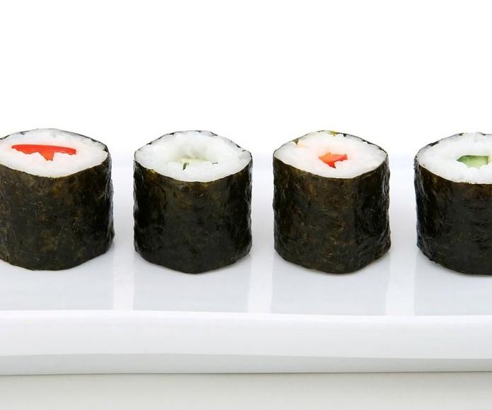 Arroz: Especialidades de Restaurante Isami