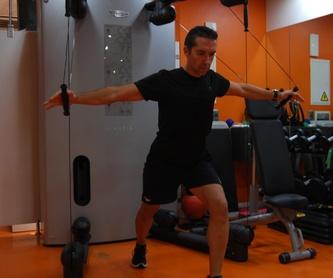 Entrenador personal: Servicios de Coruña Balance