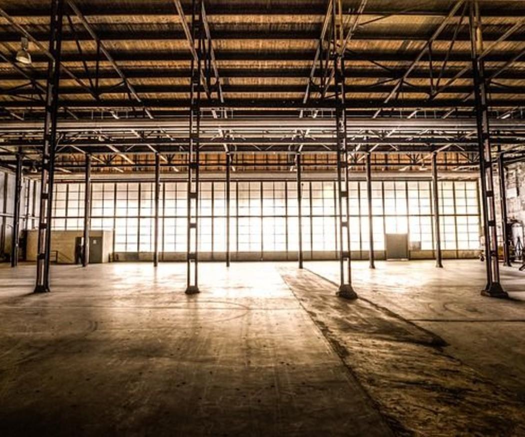 Las clases de almacenes de construcción