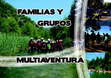 ACTIVIDADES PARA FAMILIAS Y GRUPOS
