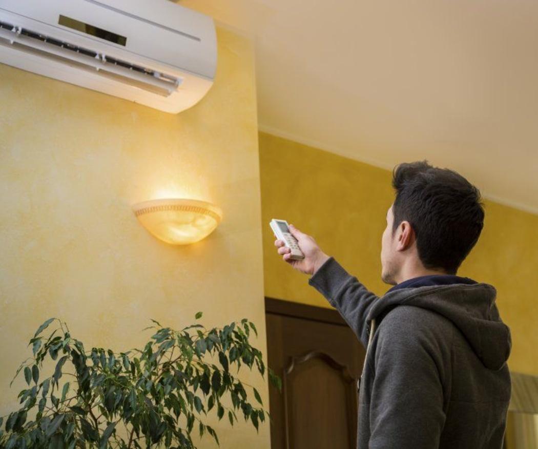 Aprovecha tu aire acondicionado en este invierno