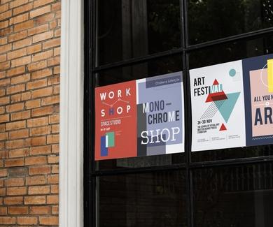 impresión lonas campaña electoral Barcelona- pancartas  campaña electoral Barcelona