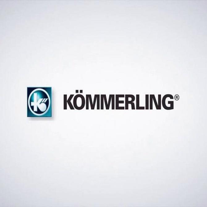 Busca el sello Kömmerling
