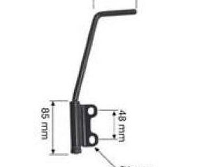 Brazo espejo 10 mm S-2013-1: Productos de Sucesor de Benigno González