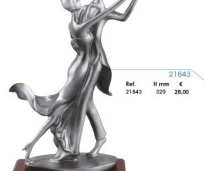 Baile: Catálogo general de Trofeos Getafe