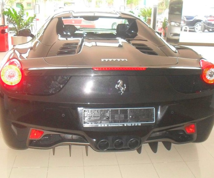 Ferrari 458 Spider: Coches de B.B.B. Automóviles