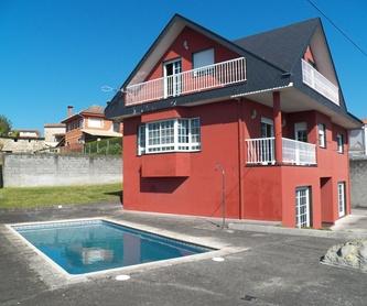 Alquiler: Servicios de Inmobiliaria Mosteiro