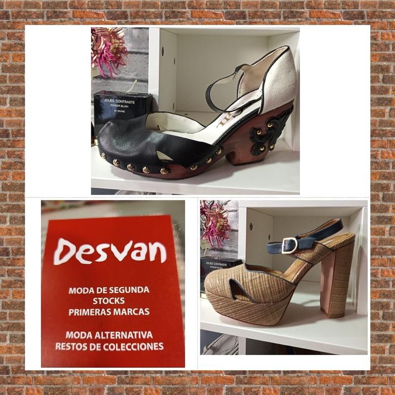 Zapatos: Catálogo de Desván Moda Segunda Mano