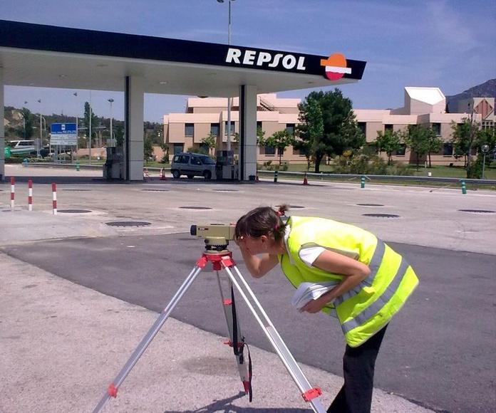 Investigación y descontaminación de suelos y aguas subterráneas: Nuestros servicios de PetroSuport