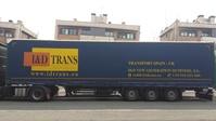 Transporte internacional de mercancías desde Guipúzcoa