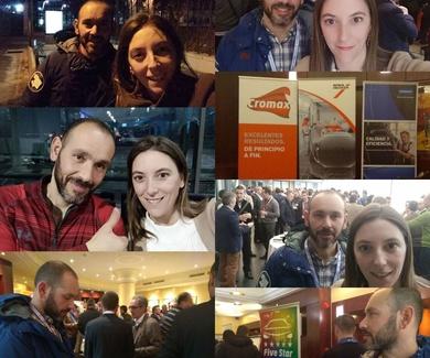 Feria del seguro en Madrid