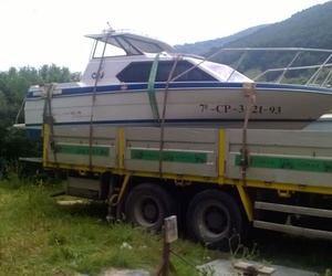 Traslado de embarcaciones