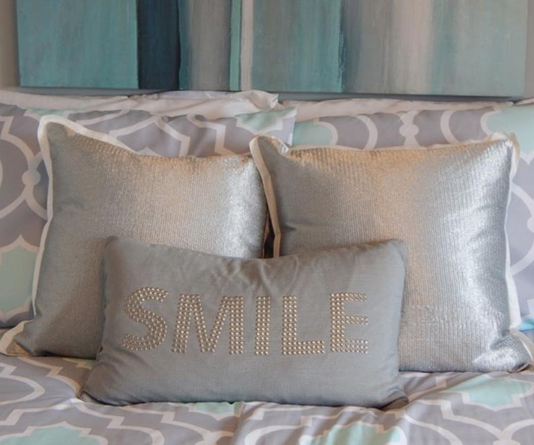 Los distintos rellenos de las almohadas