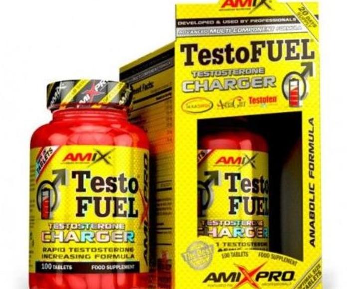 Amix® TestoFUEL® es un nuevo y completo suplemento especialmente diseñado con los mejores ingredientes para ayudar a incrementar de forma natural el nivel de testosterona. Amix® TestoFUEL® proporciona al cuerpo los nutrientes necesarios y en cantidades ad