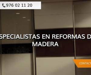 Reformas interiores en Zaragoza | Maderate