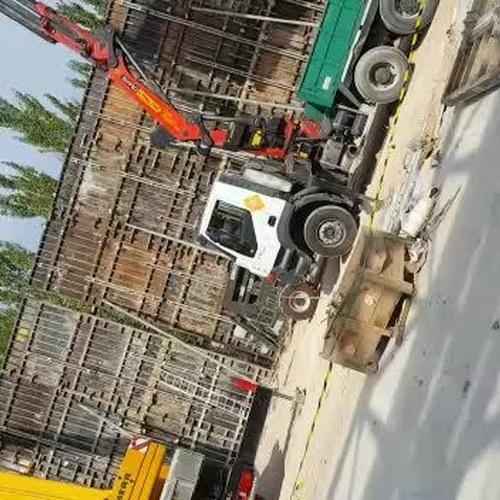 ejecución de muros