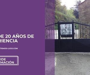 Puertas automáticas y accesorios en Lugo | Automatismos Julio