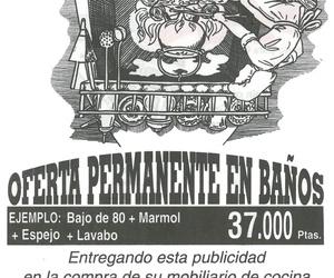 Ofertas y descuentos permanentes en baños en Leganés
