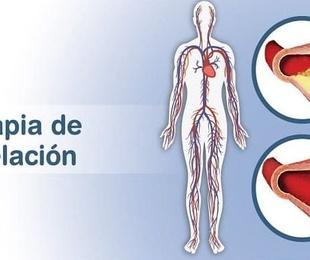 Quelatoterapia o sueros metabólicos