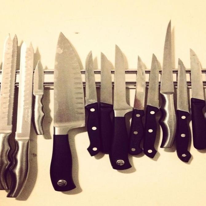 Cuchillos para caza