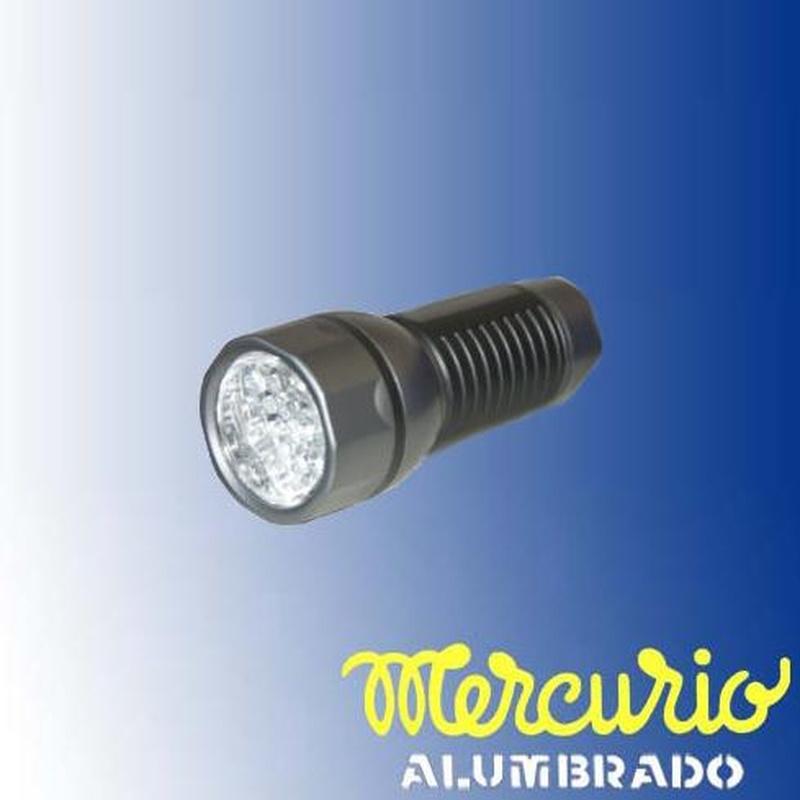Linterna LED Asturias