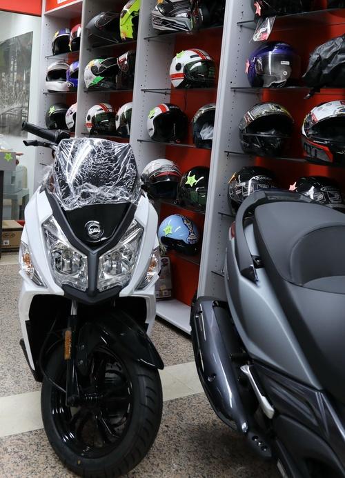 Busques la moto que busques, en Motos Borbó seguro que la encontrarás