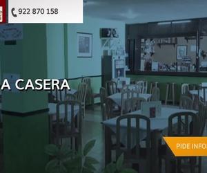 Cocina casera en San Sebastián de la Gomera: Restaurante Los Leones
