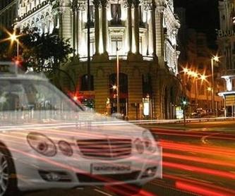 Reserva Taxi Aeropuerto - Radio Taxi Madrid Aeropuerto: Que ofrecemos de Radio taxi Madrid Aeropuerto