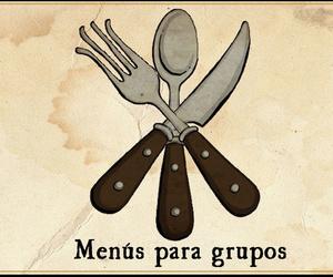 Menu para Grupos 1