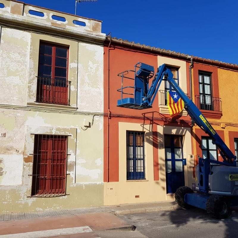 Pintura exterior: Serveis de Paco Ruiz Pintors