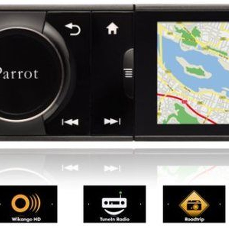 Parrot-Asteroid RADIO MP3 USB BLUETOOTH Sistema Operativo Android