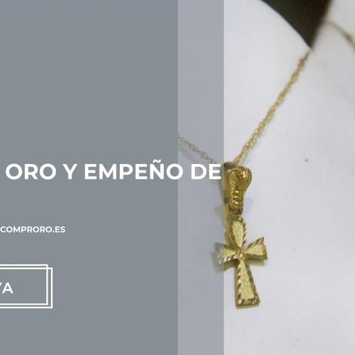 Compro oro Torrejón de Ardoz | Joyería Madrid