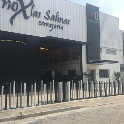 Carpintería metálica en Cádiz | Cerrajería Inox Las Salinas