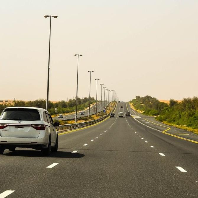 Antes de hacer un viaje largo revisa tu vehículo