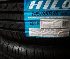 Neumáticos nuevos de todas las medidas en Vinarós