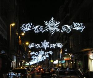 Iluminación para Navidad en Pontevedra