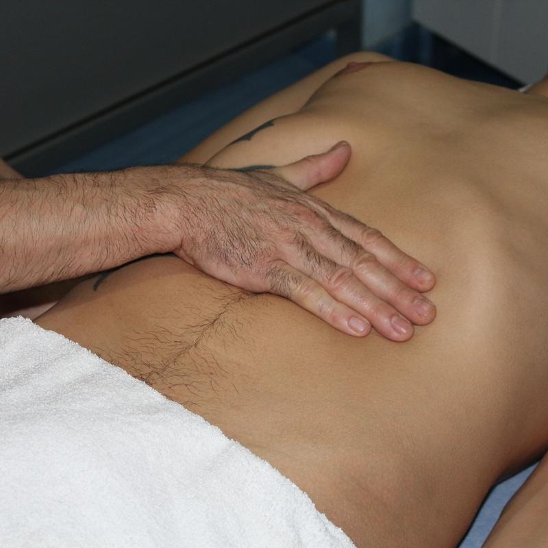 Osteopatía visceral: Servicios de Centro Vital - Raúl Pulido Delgado