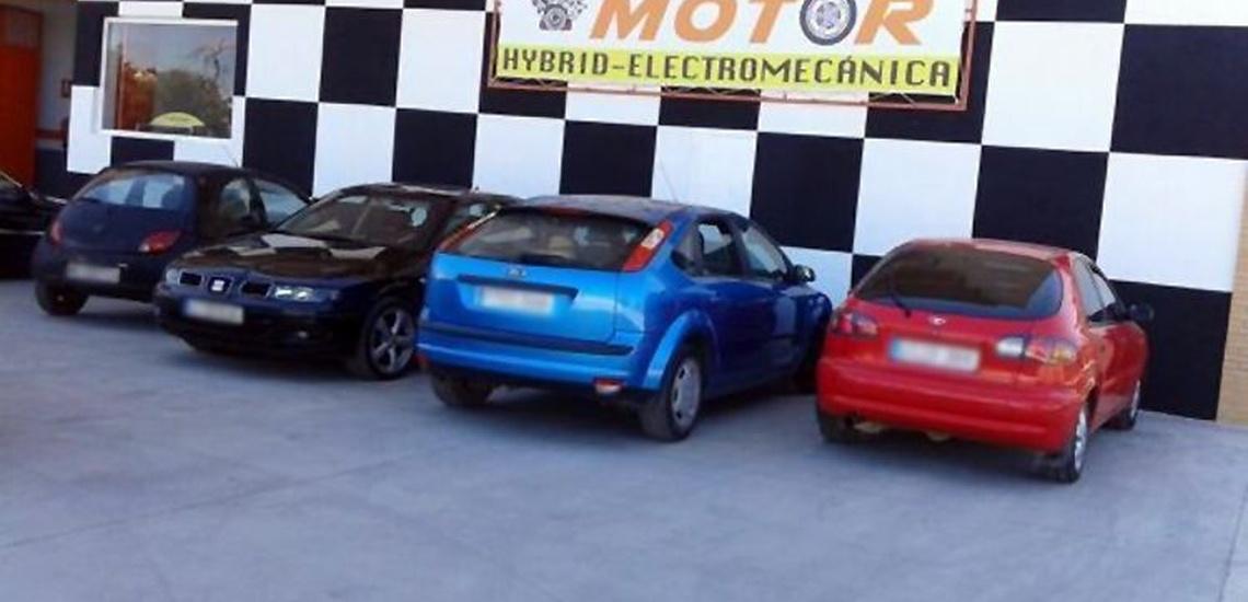 Electrónica del automóvil en Linares