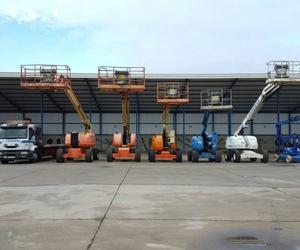 Galería de Transportes especiales en Benavente | Grúas Benavente