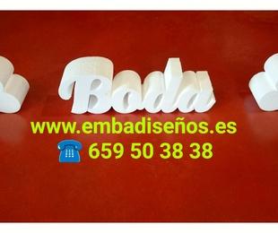 CORPOREOS DE POREXPAN Ó POLIESPAN BARATO EN BARCELONA, AVILA, MADRID Y TOLEDO