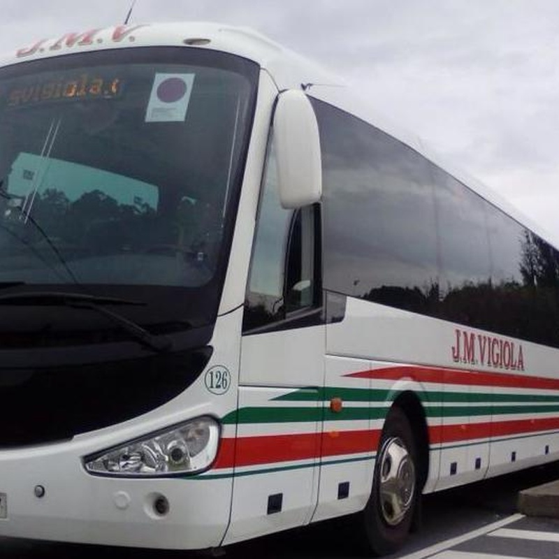 Transporte escolar: Servicios de J. M. Vigiola