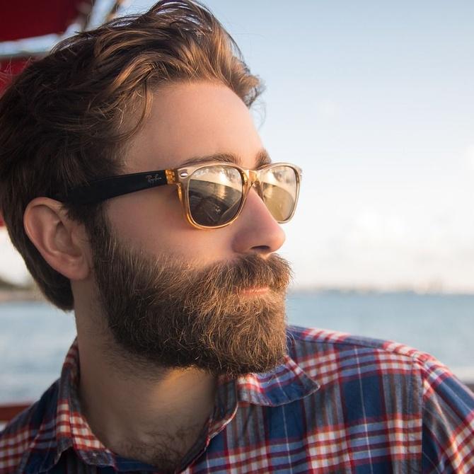 Razones para dejarte crecer la barba