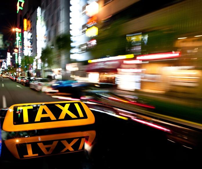 Servicio 24 horas: Servicios de Taxi 24H Tarragona