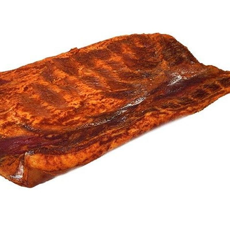 Panceta adobada: Productos de Cárnicas Carmona