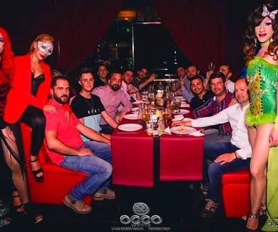 Alquiler Discobus Sevilla