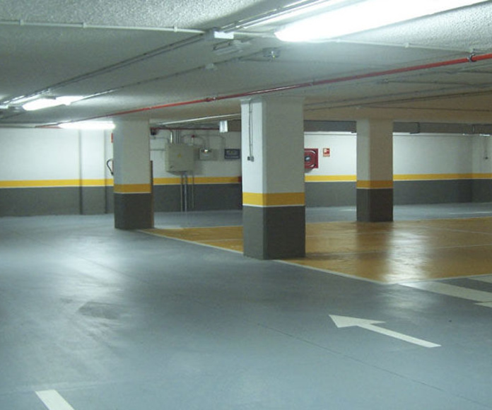Limpieza parkings Tarragona